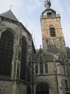 Cathedral of Binche