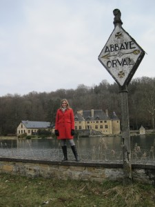 Outside Orval