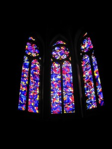 Stained Glass of Reims